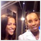 Video-message of Nadiya and Kelly. Captures